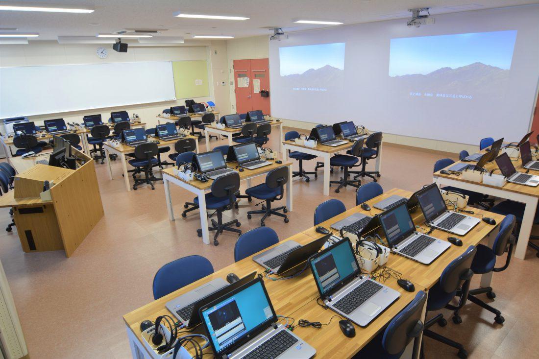 アクティブラーニングとCALL教室の融合